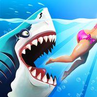 Ícone do Hungry Shark World