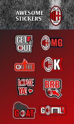 Image 4 of AC Milan Official Keyboard