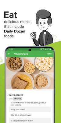 Image 2 from Dr. Greger's Daily Dozen