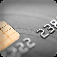 Ikona Czytnik kart bankowych NFC Pro