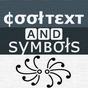 Símbolos e Letras diferentes