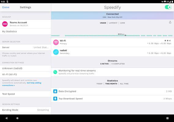 Image 1 of Speedify - Faster Internet
