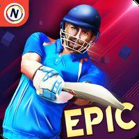 Ícone do Epic Cricket - Big League Game