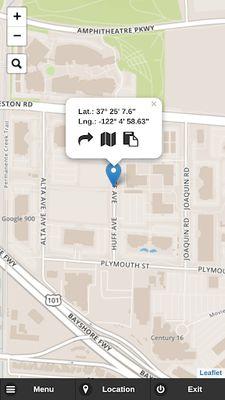 Image 2 of GPS Coordinates Finder