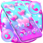 Hearts Theme For GO Launcher