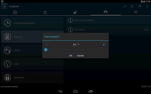 Image 8 of HomeDroid - HomeMatic Remote