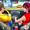 プロのタクシー運転手クレイジーカーラッシュ