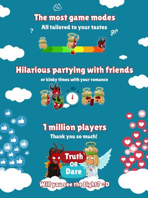 Image 2 of Truth or Dare - Hot Game for Party