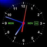 Иконка Обои для Андроид живые часы