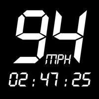 Icoană Vitezometru GPS & Kilometraj