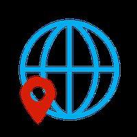 Icono de UTM Geo Map