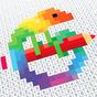 Pixel: Sayı Kitapına Göre Renk