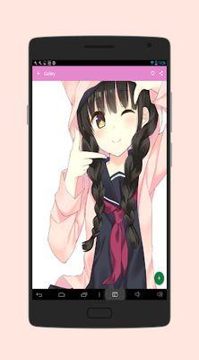 Image 5 of Anime Girl Wallpaper 2017
