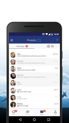 Image of Aussie Mingle - Dating & Flirting
