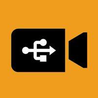 Icône de USB Camera - Connect EasyCap or USB WebCam