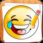 Como Desenhar Emoji Emoticons