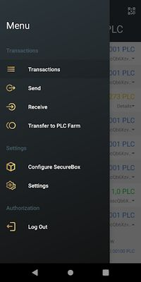 Image of Platincoin Wallet - PLC Group AG