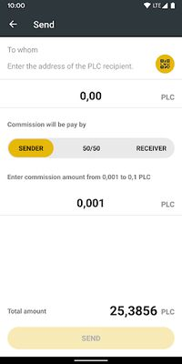 Image 4 of Platincoin Wallet - PLC Group AG