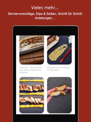 Image 2 of Wurst App Your Life