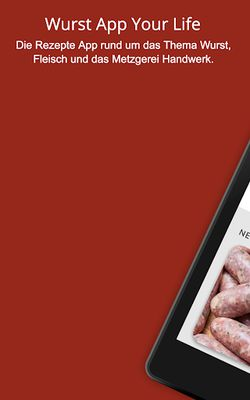Image 1 of Wurst App Your Life