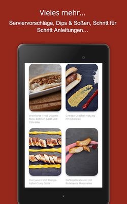 Image 14 of Wurst App Your Life