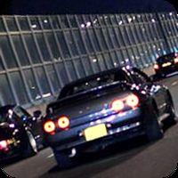 Japan Drag Racing 3D APK アイコン