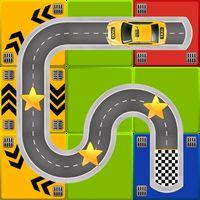 Ícone do Unblock Taxi - Quebra-cabeça de slide de carro