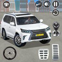 City Prado Car Driving: Prado Games icon