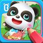Quadro de Desenho Panda 8.11.00.00