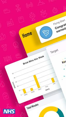 Image 4 of One You Active 10 Walking Tracker