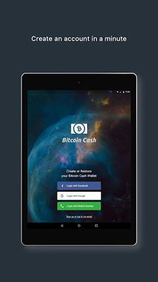 Image 9 of Bitcoin Cash Wallet by Freewallet