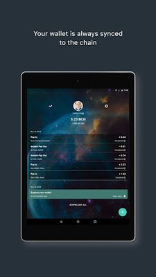 Image 10 of Bitcoin Cash Wallet by Freewallet