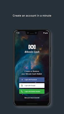 Image 8 of Bitcoin Cash Wallet by Freewallet