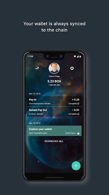 Image 7 of Bitcoin Cash Wallet by Freewallet