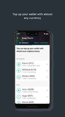Image 5 of Bitcoin Cash Wallet by Freewallet