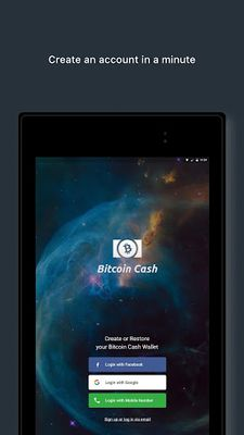 Image 2 of Bitcoin Cash Wallet by Freewallet