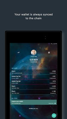 Image 1 of Bitcoin Cash Wallet by Freewallet