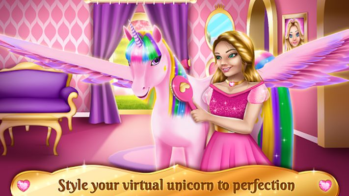 Image 4 of Horse Dress Up Games