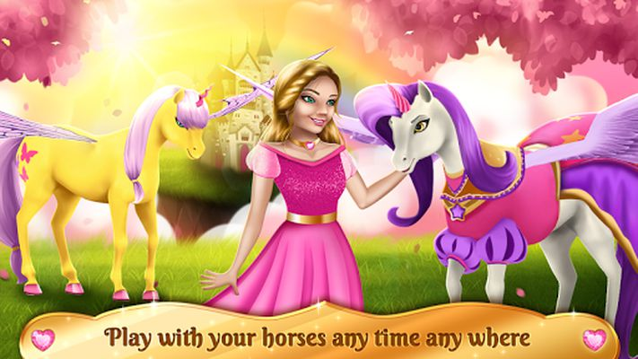 Image 2 of Horse Dress Up Games