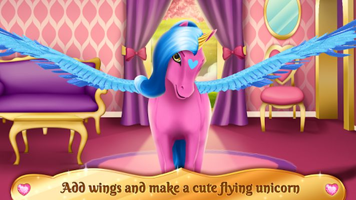 Picture of Horse Dress Up Games