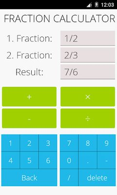 Image 6 of Math Fractions Pro