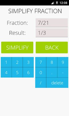 Image 4 of Math Fractions Pro