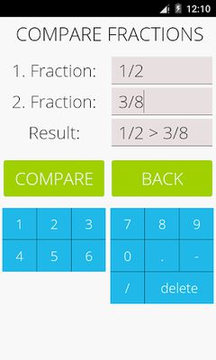 Picture of Math Fractions Pro