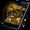 золотой Дракон тема & Замок экран  APK