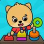 Jogos para criancas e bebe - jogo de enigma gratis