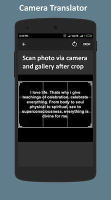 Image 2 of Camera Translator Free