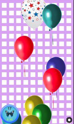 Image 3 of Balloon burst