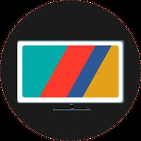 Ícone do Canais de TV Digital