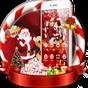 Tema de Natal do Papai Noel