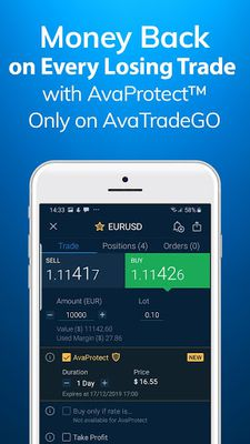 AvaTradeGO Image 5: Online Trading
